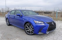 2017 Lexus GS 350 F Sport Review - 20