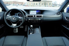 2017 Lexus GS 350 F Sport Review - 9