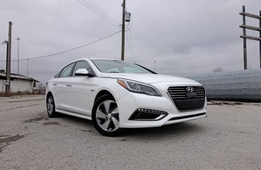 2017 Sonata Plug In Hybrid Review