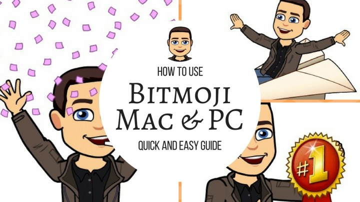 How to Use Bitmoji on Mac & PC