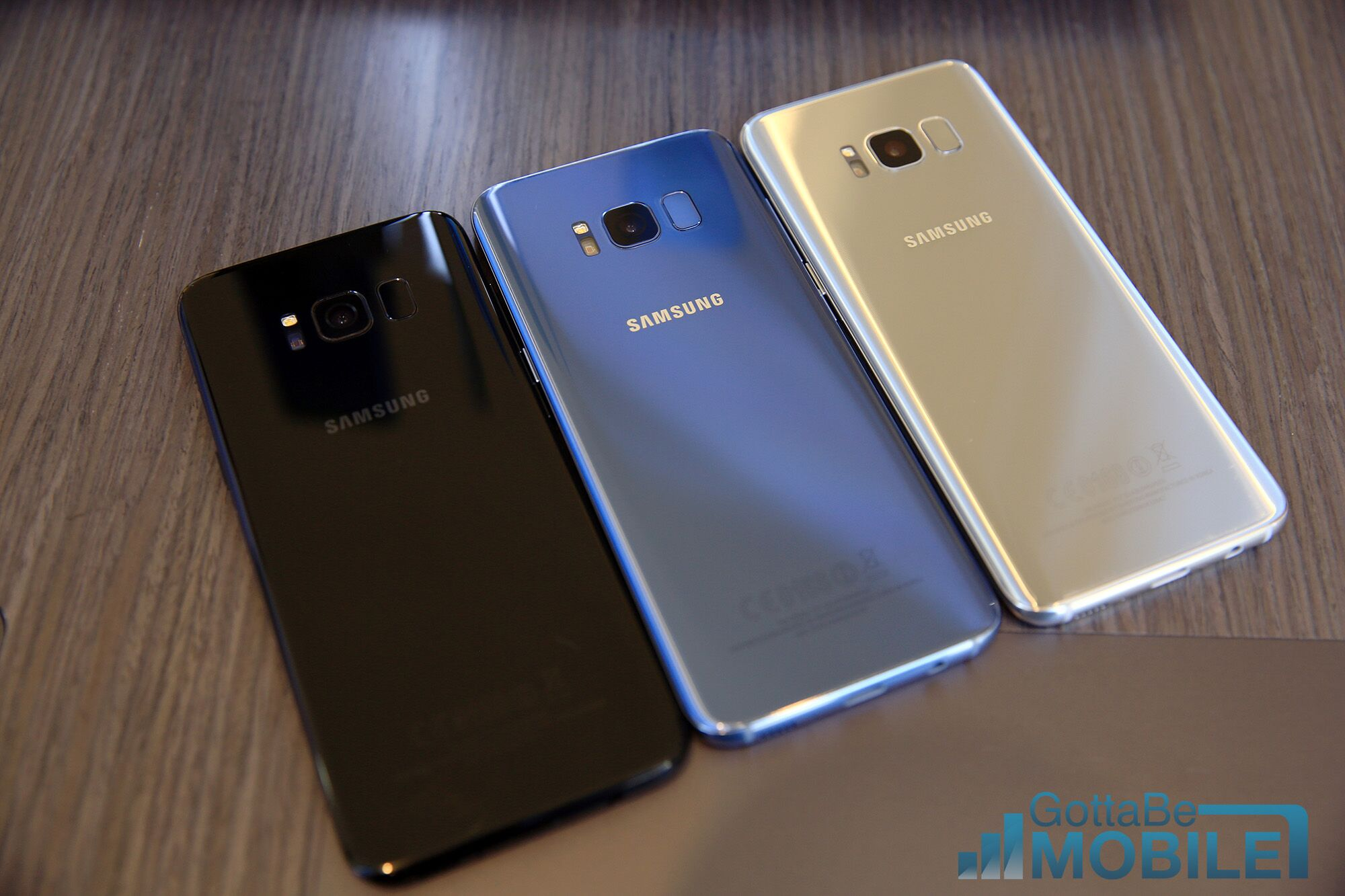 What Galaxy S8 Color To Buy Black Blue Gray Or Silver