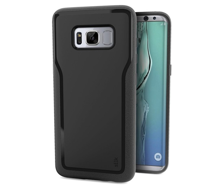Silk Base Grip Case ($12)