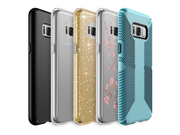 Speck Presidio GRIP Case for Galaxy S8
