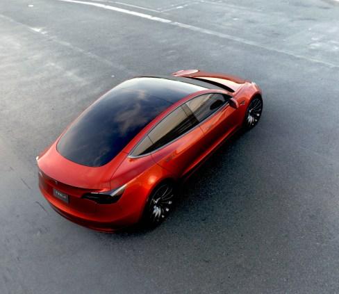 Tesla Model 3 - 4