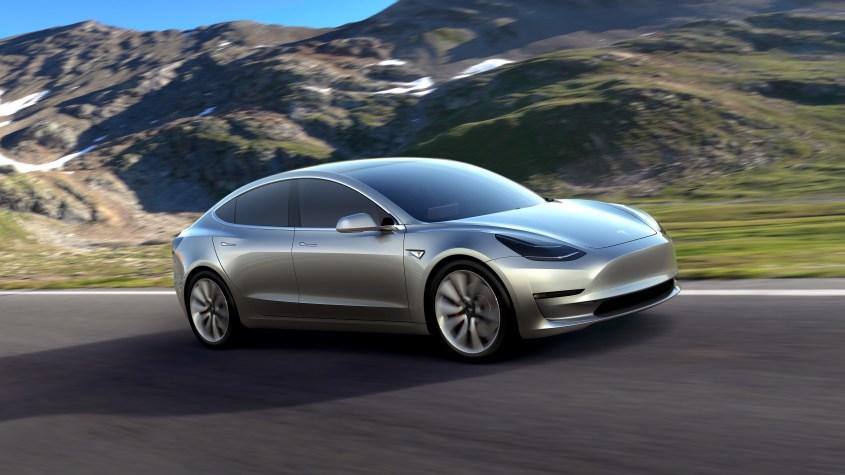 Tesla Model 3 - 5
