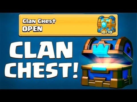 Participate in Clan Chest Events