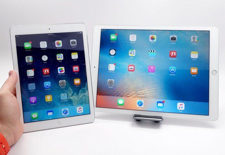 iPad Pro 2, iPad Air 3 and iPad mini 2017