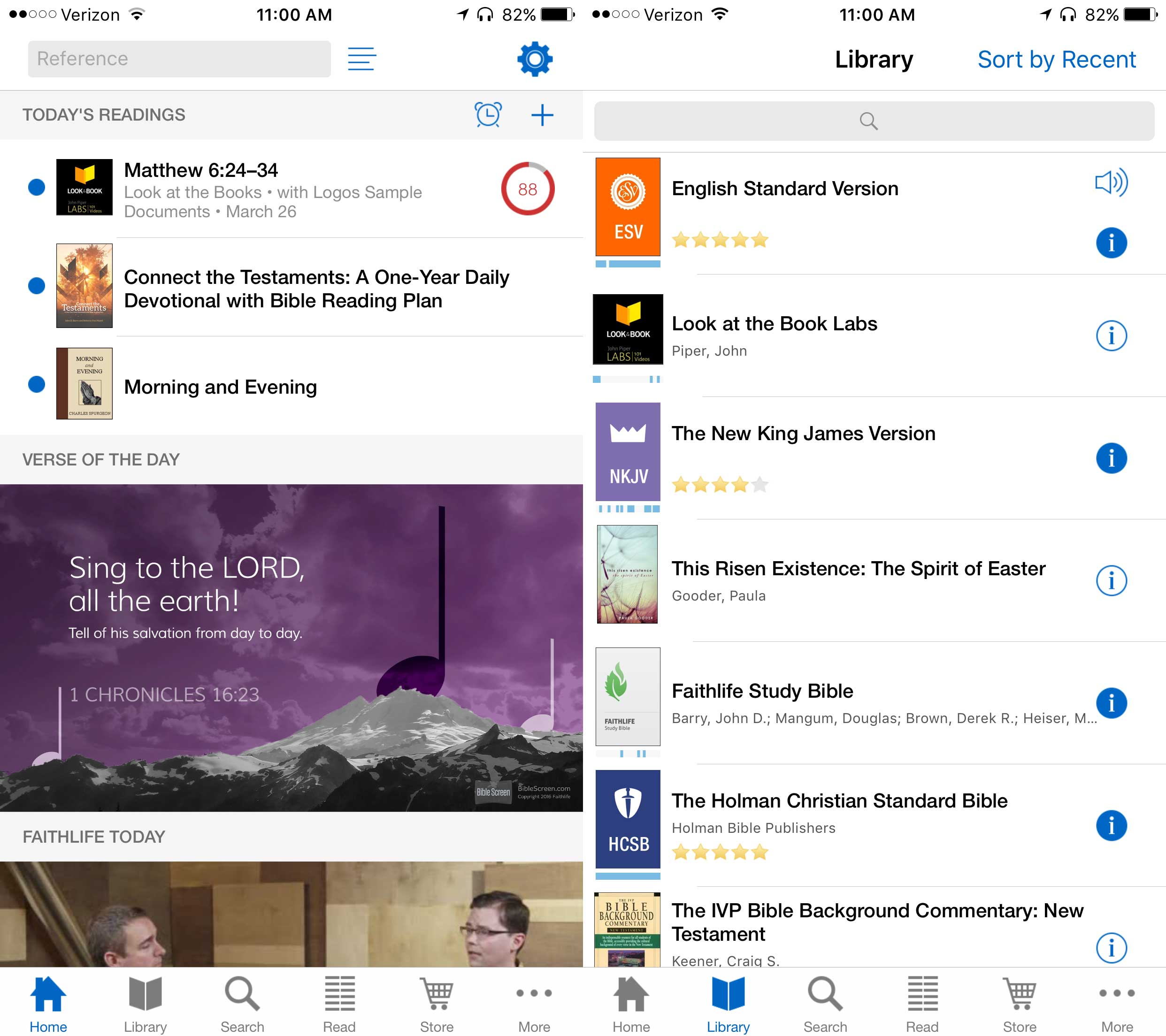 5 Best Bible Apps for iPhone, iPad, Android and Kindle Fire