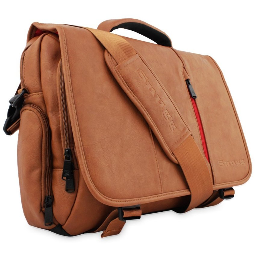 snugg 15-inch messenger bag