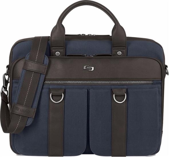 solo badford laptop briefcase