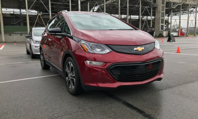 What we learned while driving the 2017 Chevy Bolt EV.