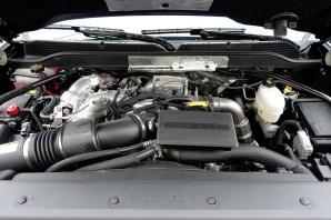 2017 Chevy Silverado 2500HD Duramax Diesel Review - engine