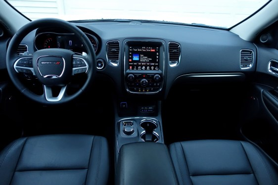 2017 Dodge Durango Review - Interior 1