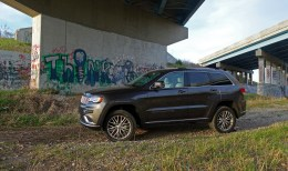 2017 Jeep Grand Cherokee Review - 2