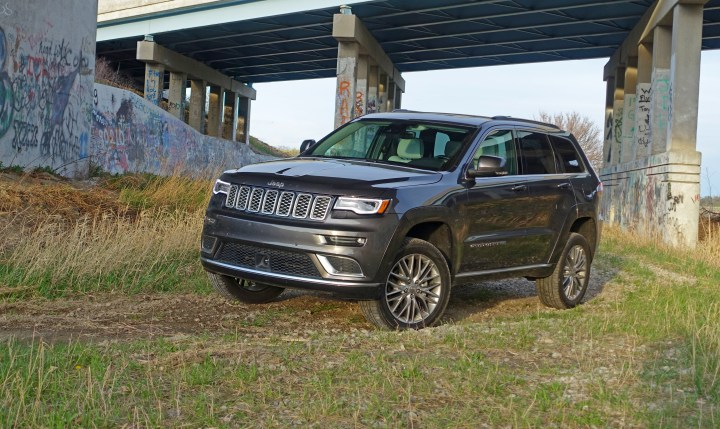 What you need to know about the 2017 Jeep Grand Cherokee.