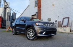 2017 Jeep Grand Cherokee Review - 9