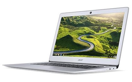 Acer Chromebook 14 angle profile