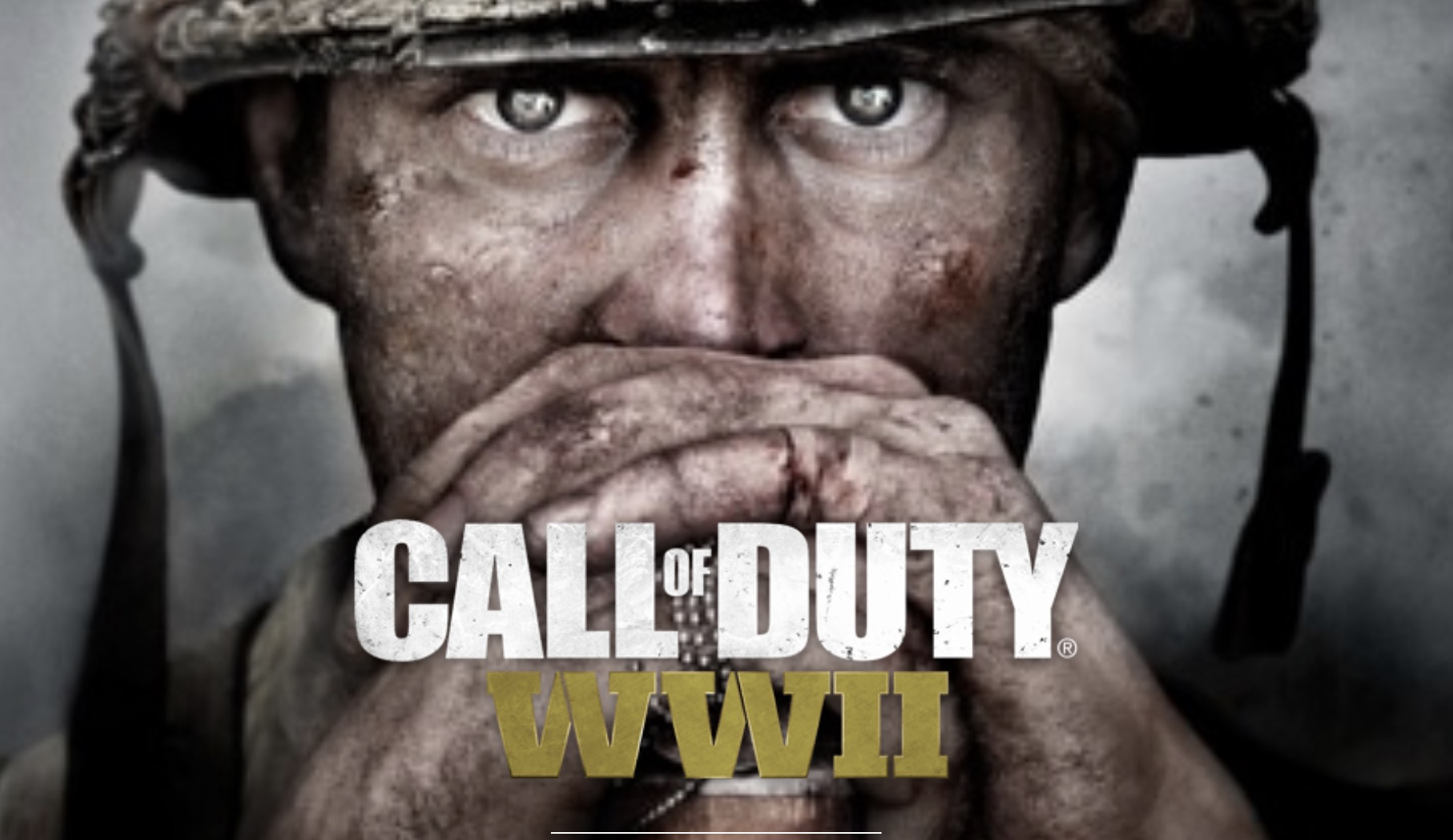 Call of Duty: WWII has been confirmed; full reveal on April 26