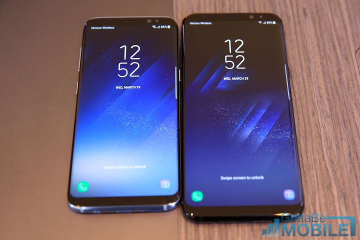 Galaxy S8+ Release Date & Pricing
