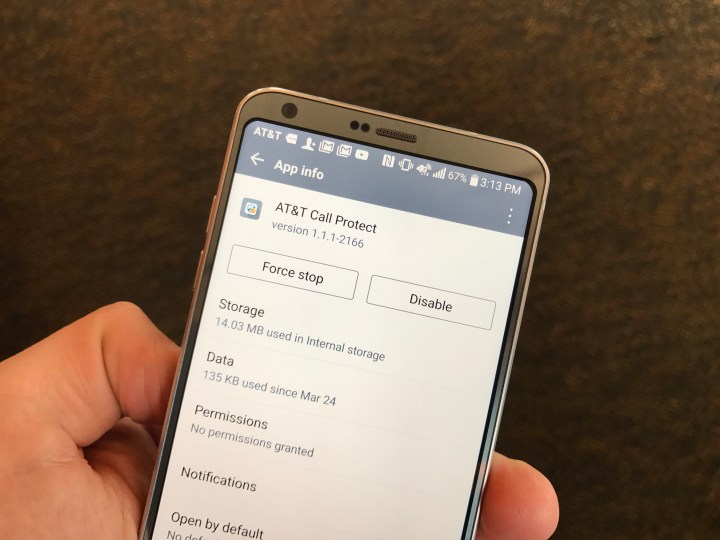 How to fix bad LG G6 battery life when an app is the problem.