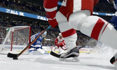 Expect some NHL 18 graphics upgrades even without Frostbite.