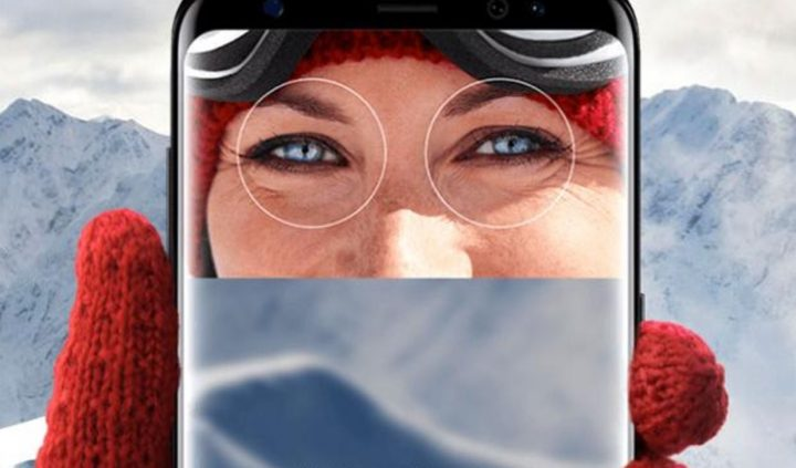Unlock the Galaxy S8 with Eyes or Your Face