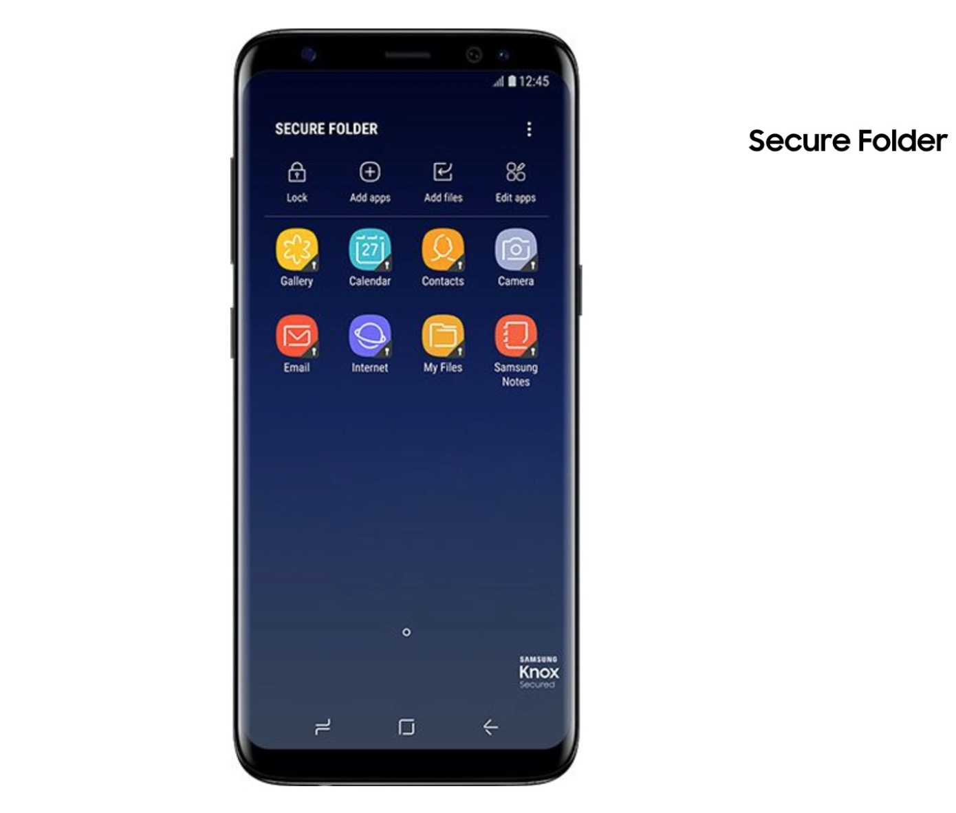 How to move pictures from secure folder s8