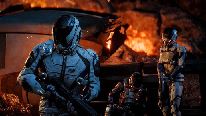 Mass Effect Andromeda 1.05 Update