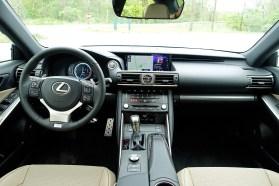 2017 Lexus IS 350 F Sport Interior Tech - 7