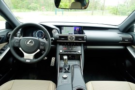 2017 Lexus IS 350 F Sport Interior Tech - 7