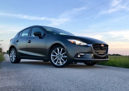 2017 Mazda 3 Hatchback Review - 10