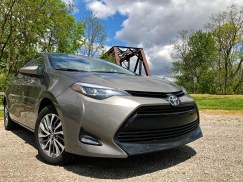 2017 Toyota Corolla Review - Driving