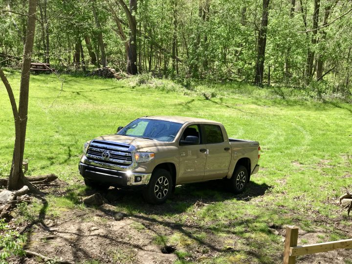 Although dated in some areas, the Tundra is still very capable.