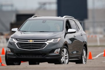 The 2018 Chevy Equinox release date is here, and coming late summer for the diesel option.