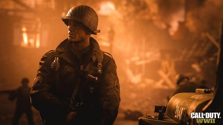 Expect more Call of Duty: WWII deals during Black Friday 2017.