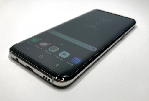 InvisibleShield Glass Curve Review: Galaxy S8 Screen Protector - 6