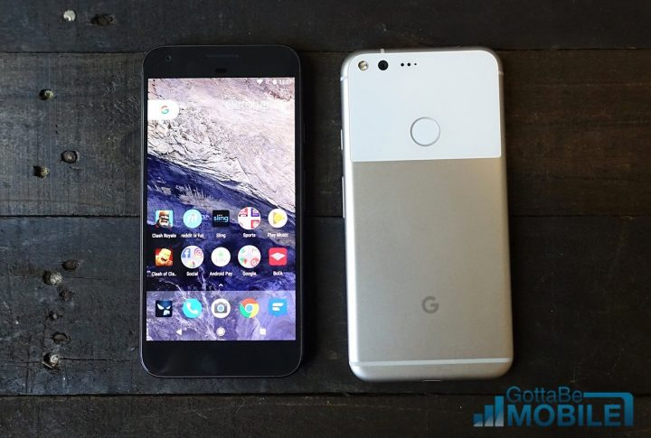 Google Pixel Android O Performance & Impressions