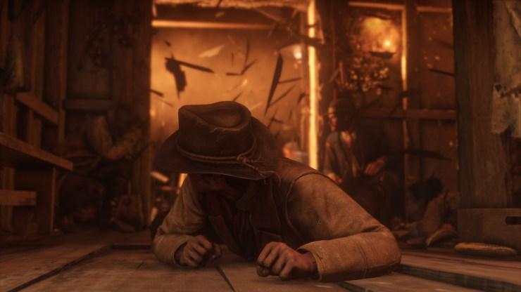 PS4 Red Dead Redemption 2 Bonus