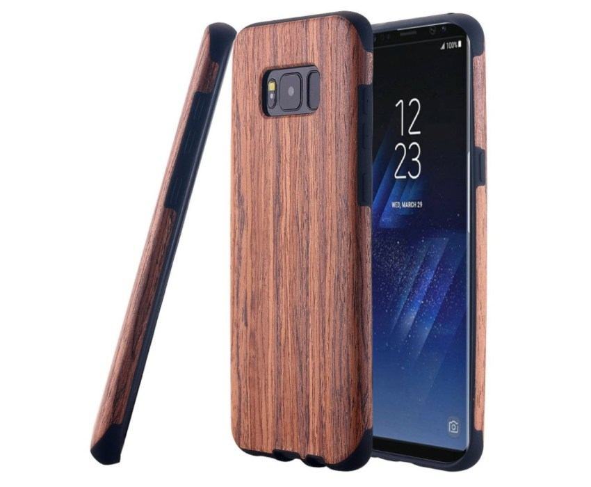 LonTect Rosewood TPU Case ($10)