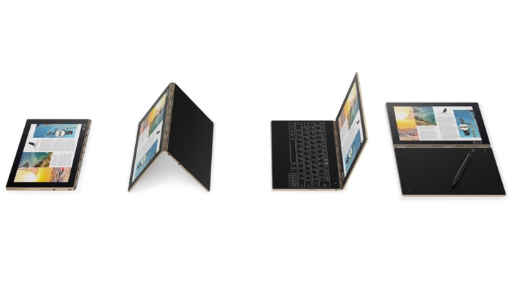 Lenovo YogaBook with Android - $499