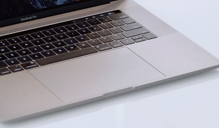 We could see a new Trackpad on the new MacBook Air.