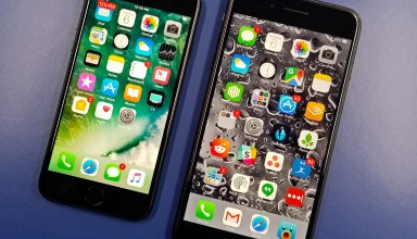What's new in iOS 11 and how it compares to iOS 10.