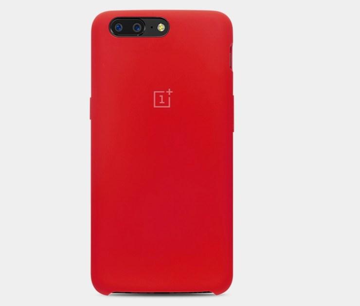 OnePlus 5 Silicon Case