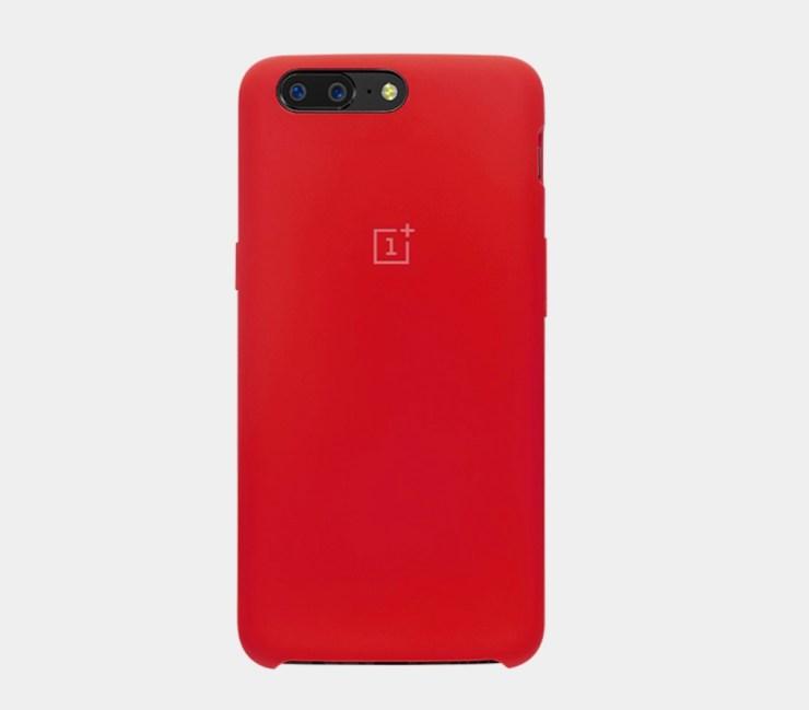 OnePlus 5 Silicone Case ($20)