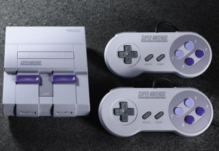 Here are the Super Nintendo Classic games you get with the new console.