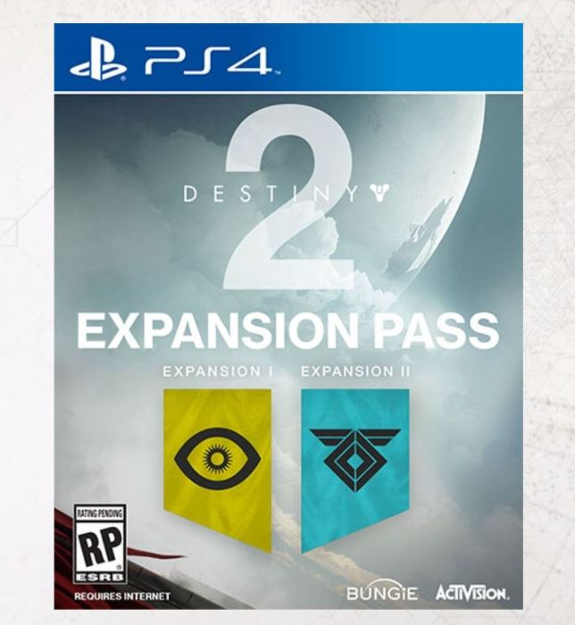 More Destiny 2 Expansion Pass Details