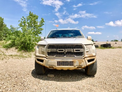 2017 Ford Raptor Review - 17