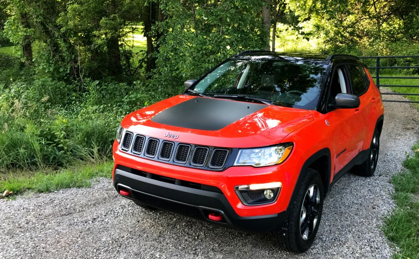 2017 jeep compass trailhawk review. Black Bedroom Furniture Sets. Home Design Ideas
