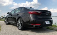 2017 Kia Cadenza Review - 16