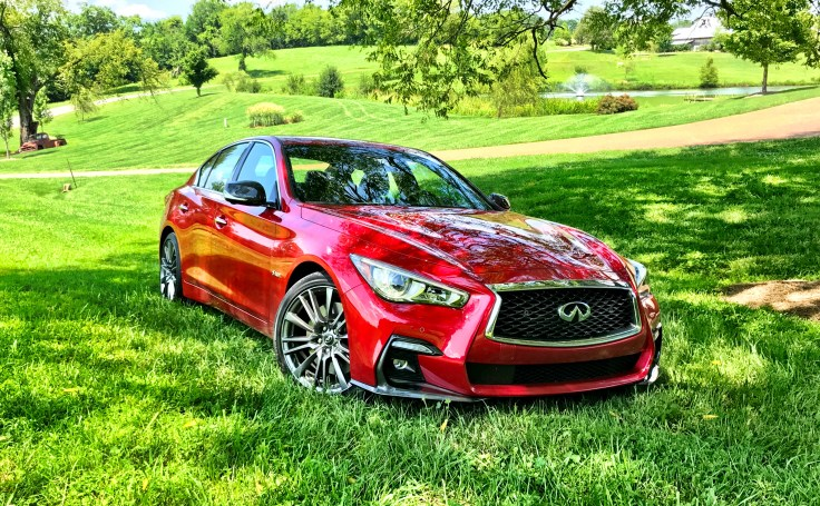 2018 Q50 RED SPORT 400 - 5
